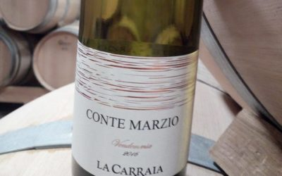 A La Carraia nasce un nuovo bianco, Conte Marzio